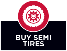 Buy Semi Tires Today at Tire City Tire Pros!