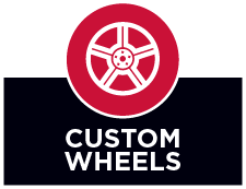 Custom Wheels Available at Tire City Tire Pros!